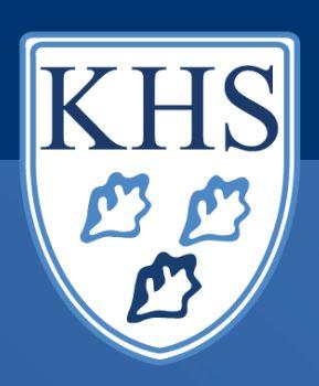 kesgrave High School logo