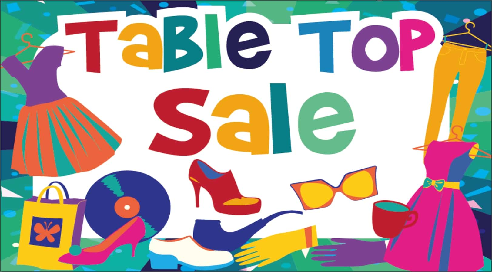 table top sale feature image