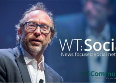 WT:SOCIAL – The New Social Network
